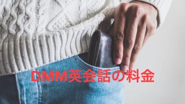 【業界でも安い】DMM英会話の料金プランは2つだけ【かなりシンプル】